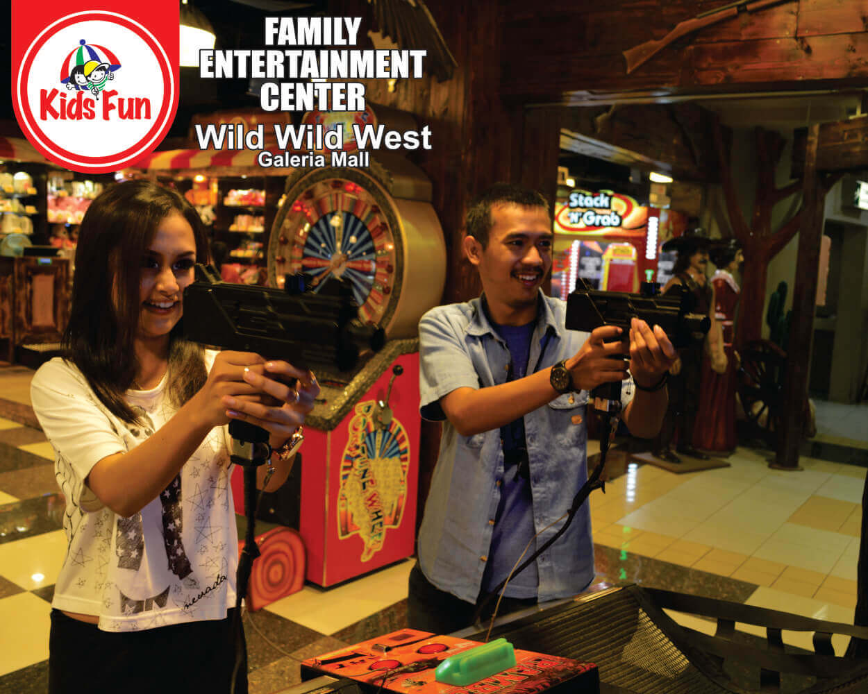 kidsfun outlet centers